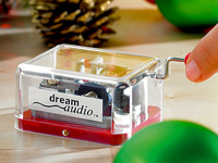 "dream audio Spieluhr mit ""We wish you a merry christmas"""